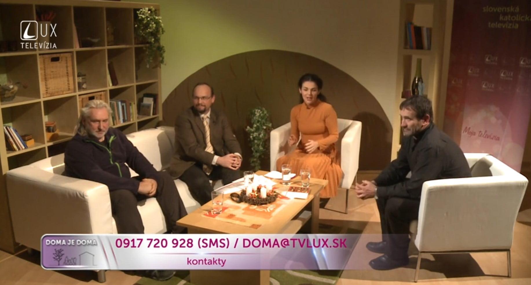 TV LUX – DOMA JE DOMA