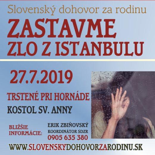 Pozývame Vás na stretnutie SDZR – Trstené pri Hornáde 27.7.2019