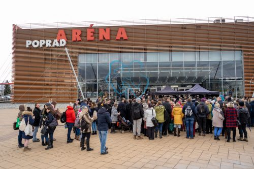 Ruženec za Slovensko - 23. február 2020 Poprad - registrácia 2