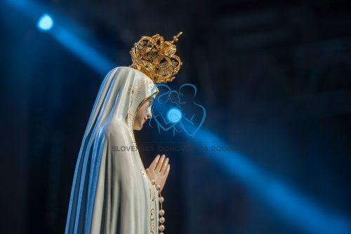Tri varovania Panny Márie - La Salette, Fatima, Akita 2. časť 1