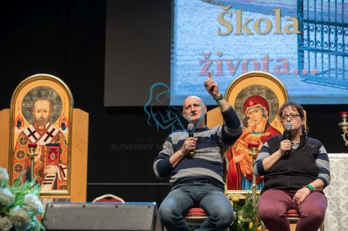 Ruženec za Slovensko - 23. február 2020 Poprad - registrácia 25