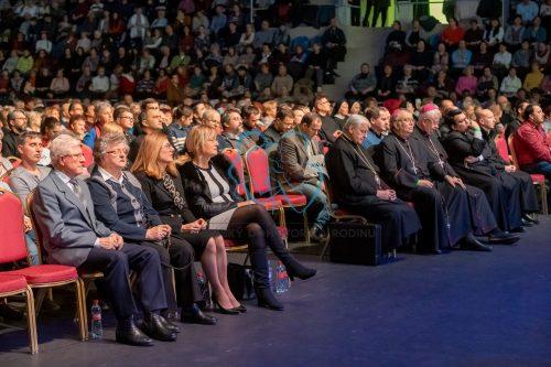 Ruženec za Slovensko - 23. február 2020 Poprad - registrácia 50