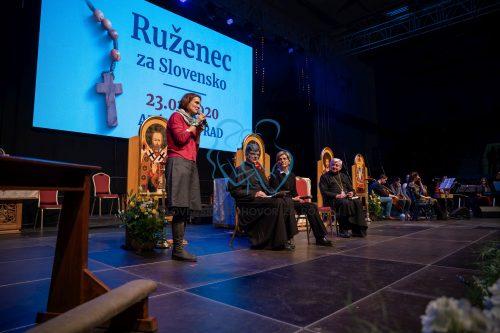 Ruženec za Slovensko - 23. február 2020 Poprad - registrácia 68