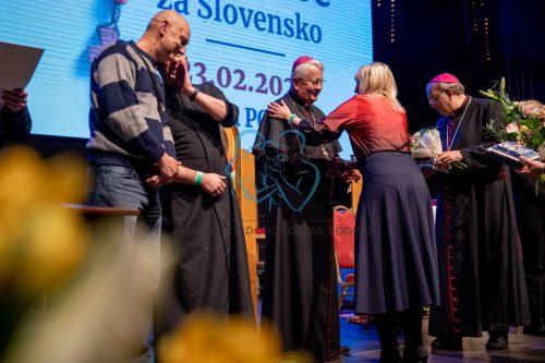 Ruženec za Slovensko - 23. február 2020 Poprad - registrácia 71