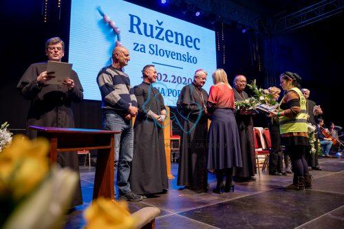Ruženec za Slovensko - 23. február 2020 Poprad - registrácia 72