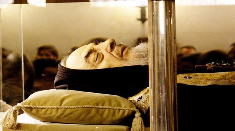 Páter Pio o Božej matke a ruženci 5
