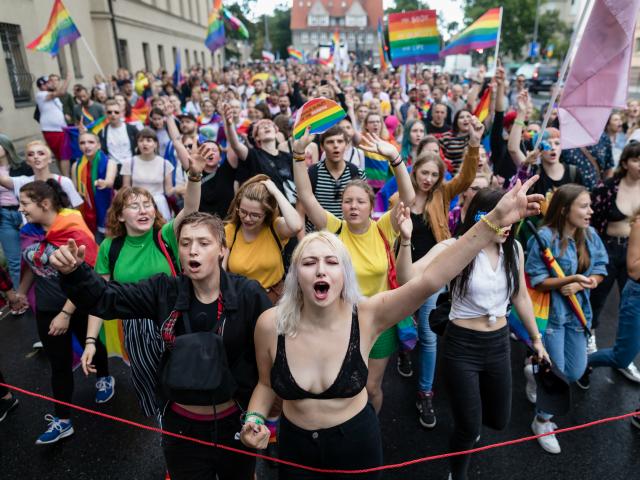 Ideologie LGBT je hrozbou naší národní identity a existence, rozhodlo Polsko 1