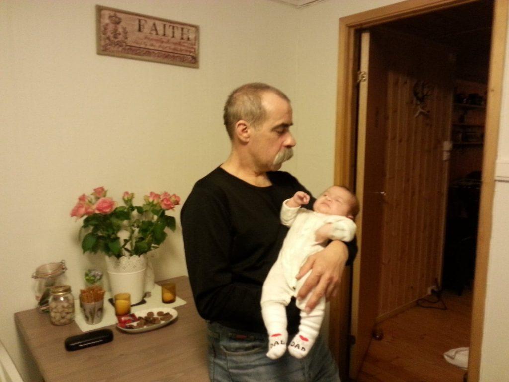 Odobrali nám vnučku - preto vás chcem všetkých s pokorou v srdci poprosiť o modlitby 18