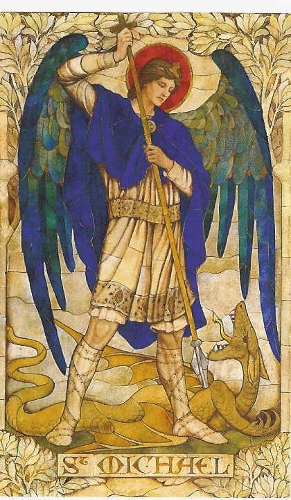 Prvý deň: Stvorenie anjelov, nečakaná pomoc 1