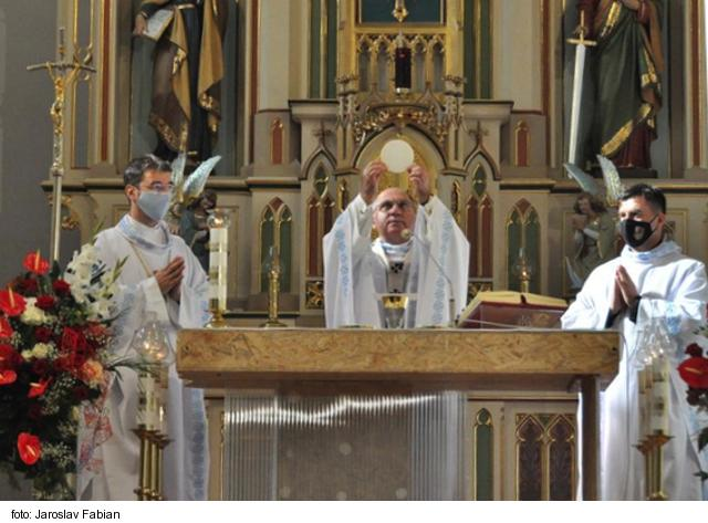 V Sanktuáriu Ružencovej Panny Márie v Obišovciach privítali pútnikov 2