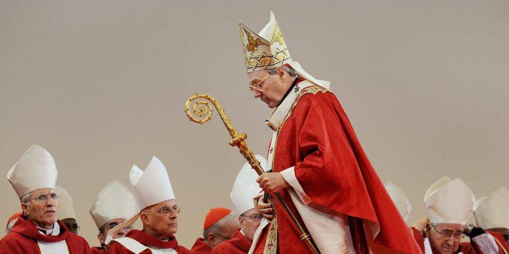 Kardinál Pell v Ríme s Pápežom Františkom 6