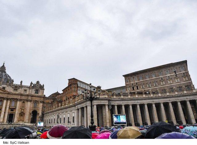 príhovor pápeža Františka