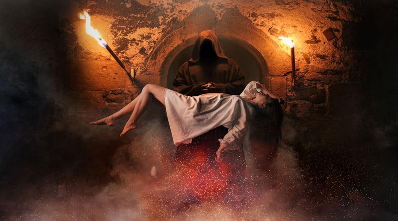 Exorcizmus Nicole Aubrey, ktorý potvrdil skutočnú prítomnosť Pána v Eucharistii 5