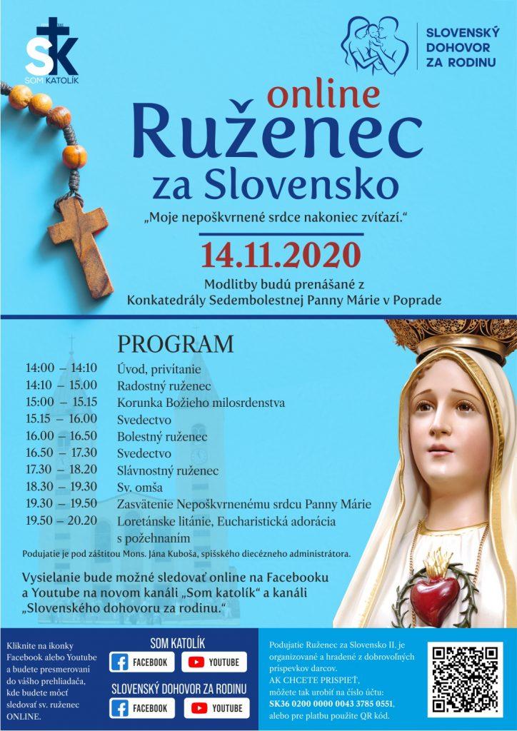 Ruženec za slovensko