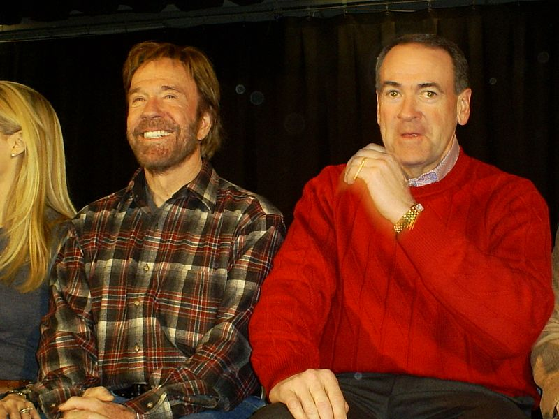 Herec Chuck Norris ostro odsúdil potraty 4