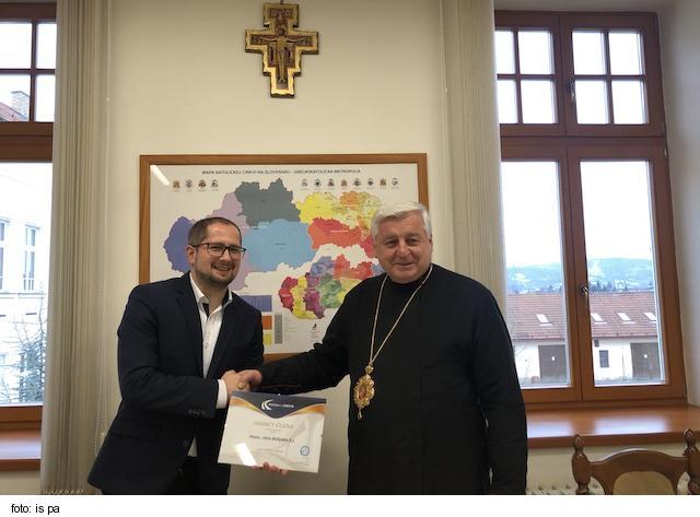 Ján Babjak SJ - mala by byť prijatá prorodinná politika zo strany štátu 2