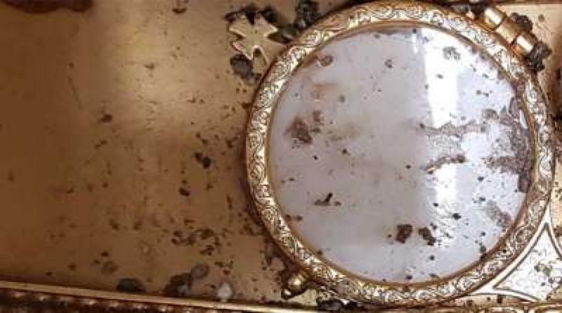 Po výbuchu v madridskej farnosti bola Najsvätejšia sviatosť nájdená neporušená 1