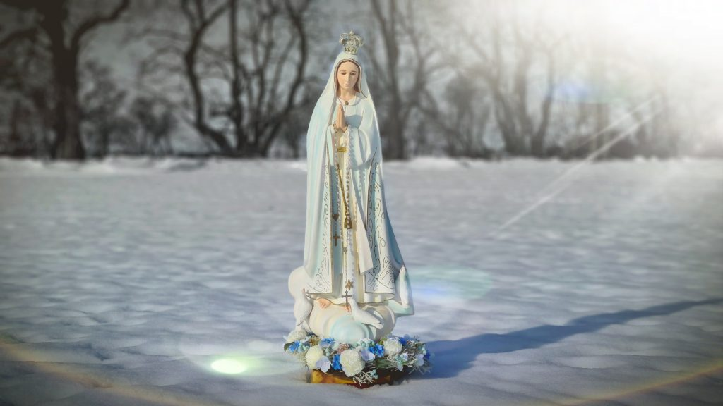 Fatimská Pann Mária-sdzr