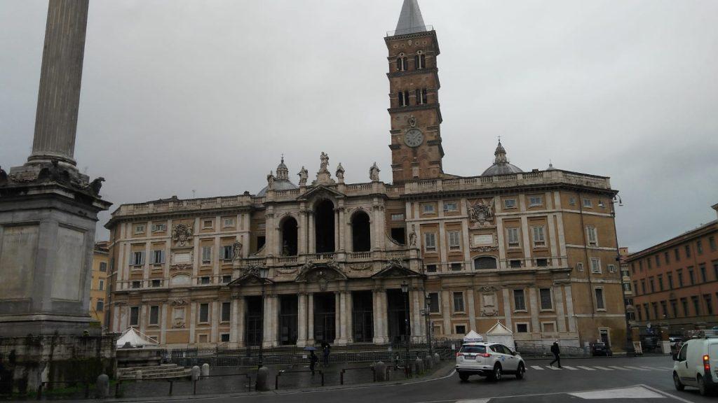 Pútnické miesto: Bazilika Santa Maria Maggiore 1