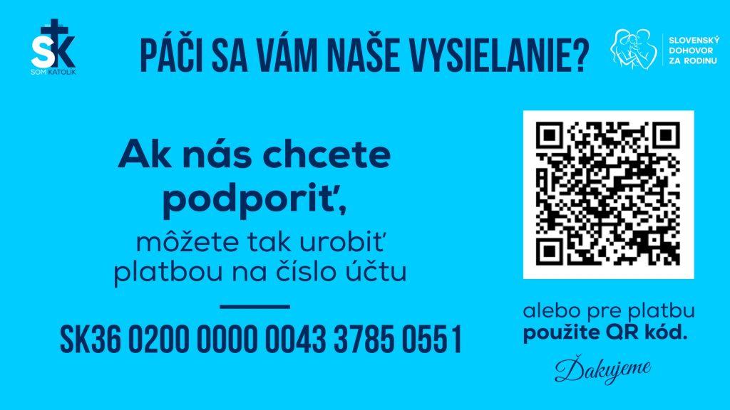 24 - hodinový ruženec za Slovensko - ĎAKUJEME, ŽE STE SA S NAMI MODLILI! 1