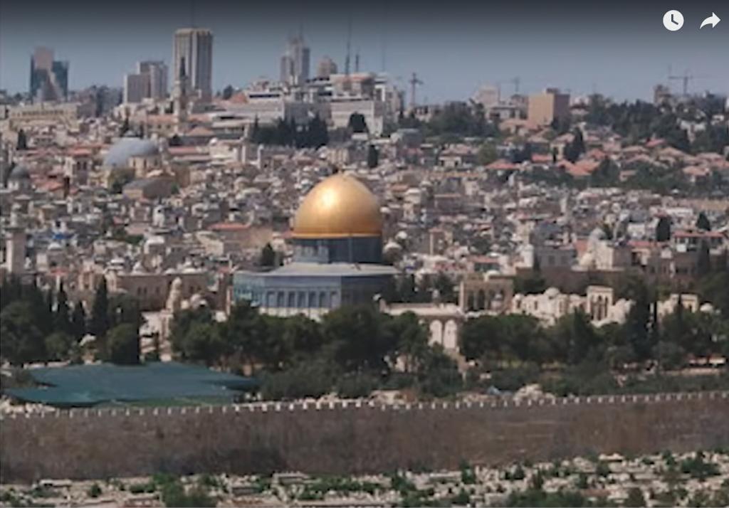 Jeruzalemský ruženec 1
