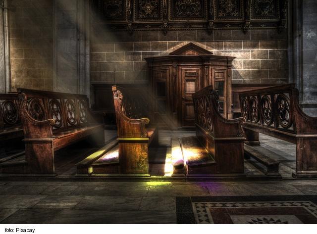 Kostoly bude možné od 1. apríla navštíviť individuálne, rozhodla vláda 1
