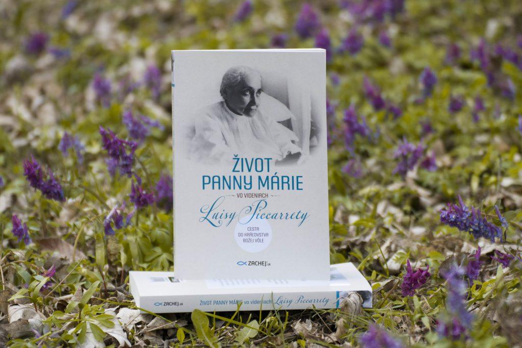 Život Panny Márie vo videniach Luisy Piccarrety - nová kniha v slovenčine! 2