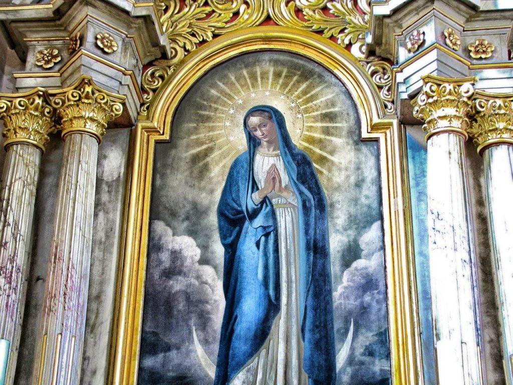 Panna Mária SDZR