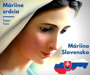 máriino slovensko