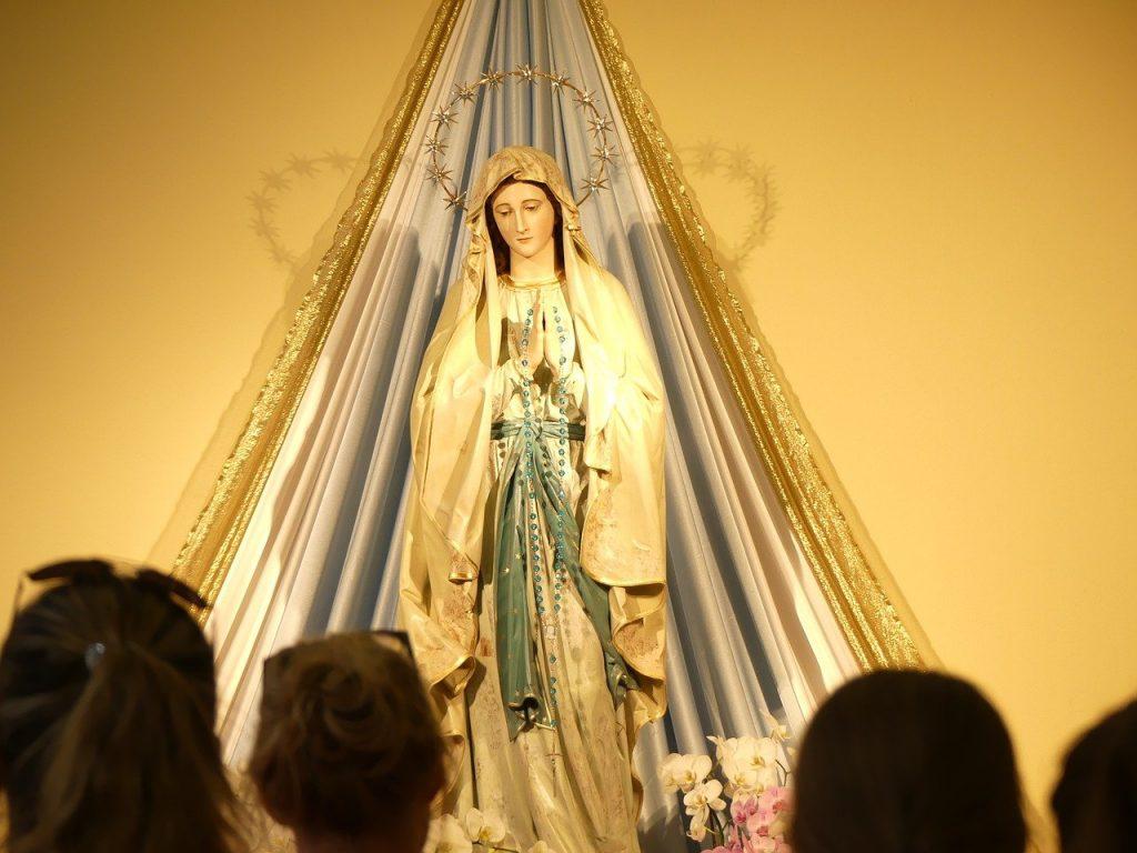 marianska ucta panna maria