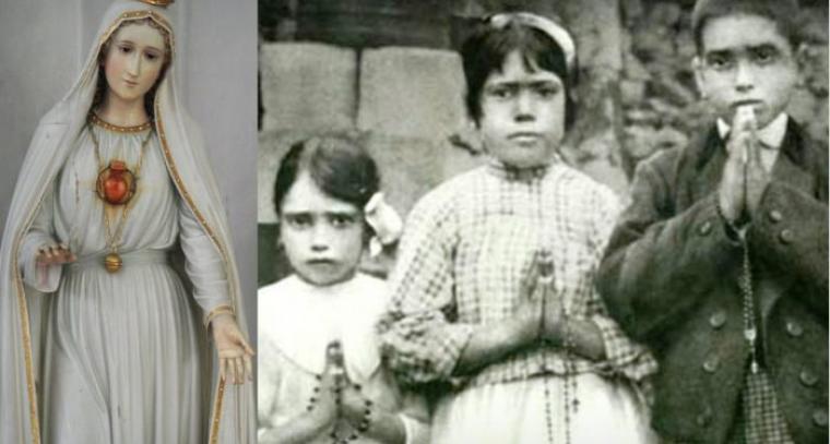 """Panna Mária Fatimská a jej 7 mocných posolstiev; """"Veľa sa modlite a obetujte za hriešnikov"""" 1"""