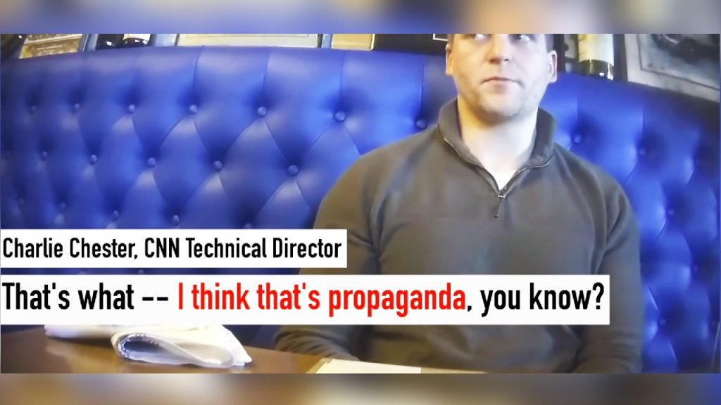 Technický riaditeľ CNN na tajnej nahrávke: Klimatická kríza bude ďalším covidom 2