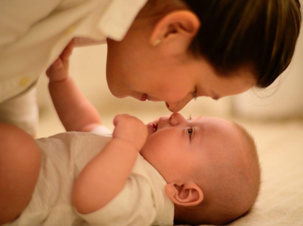 SDZR potrat, dieťa matka