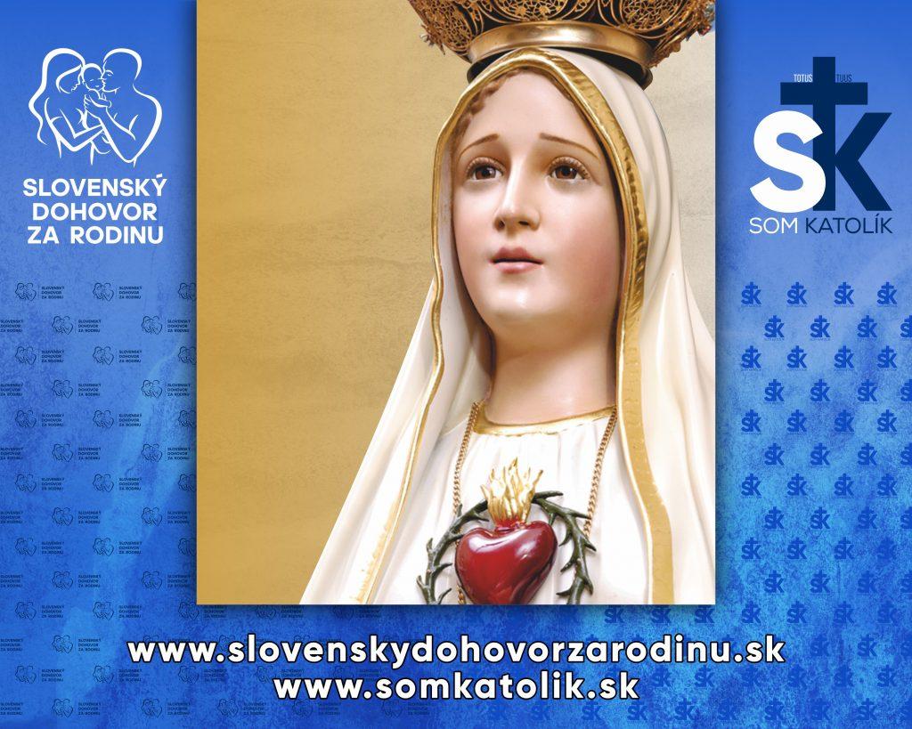 24 hodinový ruženec za Slovensko a ochranu života 1