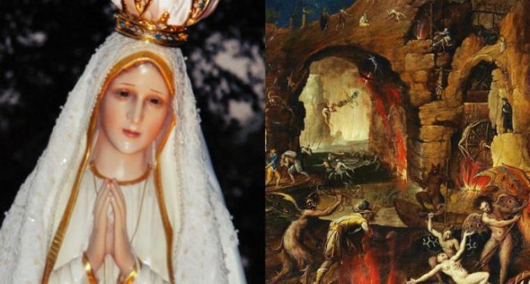 Kvôli akému hriechu ide najviac ľudí do pekla? Desivá pravda, zjavená P. Máriou vo Fatime 4