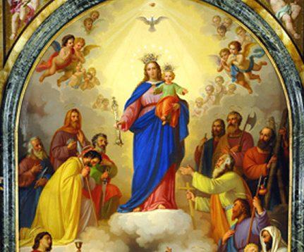 Cirkev je matka a žena ako Mária hovorí pápež František 1