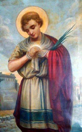 Sv. Tarzícius - chlapček, ktorý chránil Eucharistiu na vlastnom srdci 2