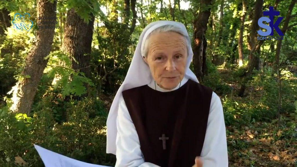 Online vo svete - sestra Emanuela - Moc ruženca 2