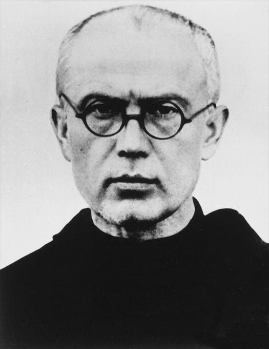 Sv. Maximilián Kolbe - mučeník lásky a ctiteľ Nepoškvrnenej 5