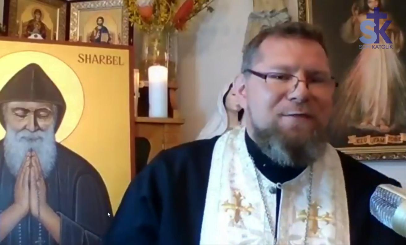 otec Matúš Marcin