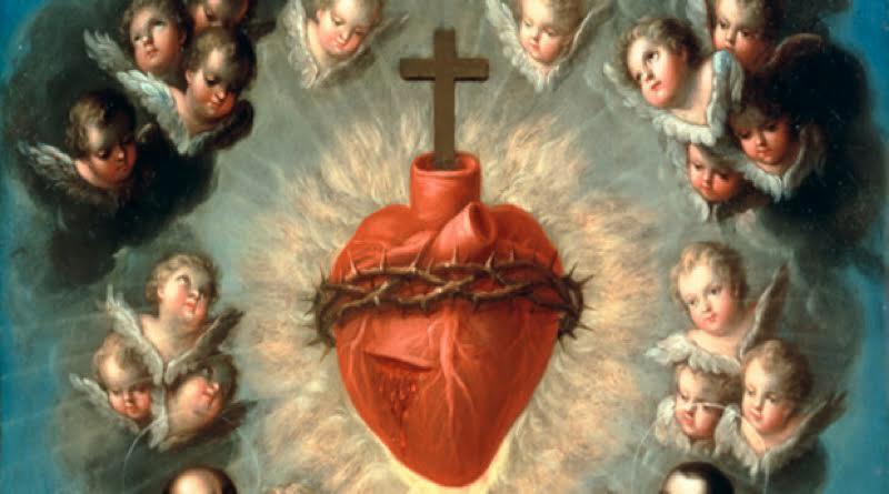 božske srdce