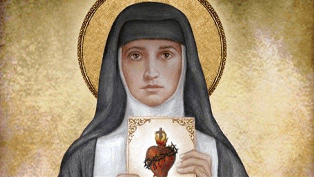 Peter Dufka SJ: Mystika Ježišovho Srdca - sv. Margita Mária Alacoque 1