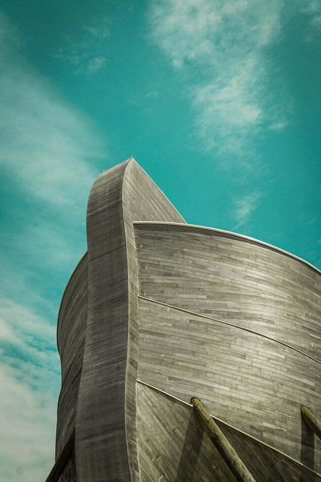 Noemova archa - potrebujeme ju? Prichádza potopa? 5