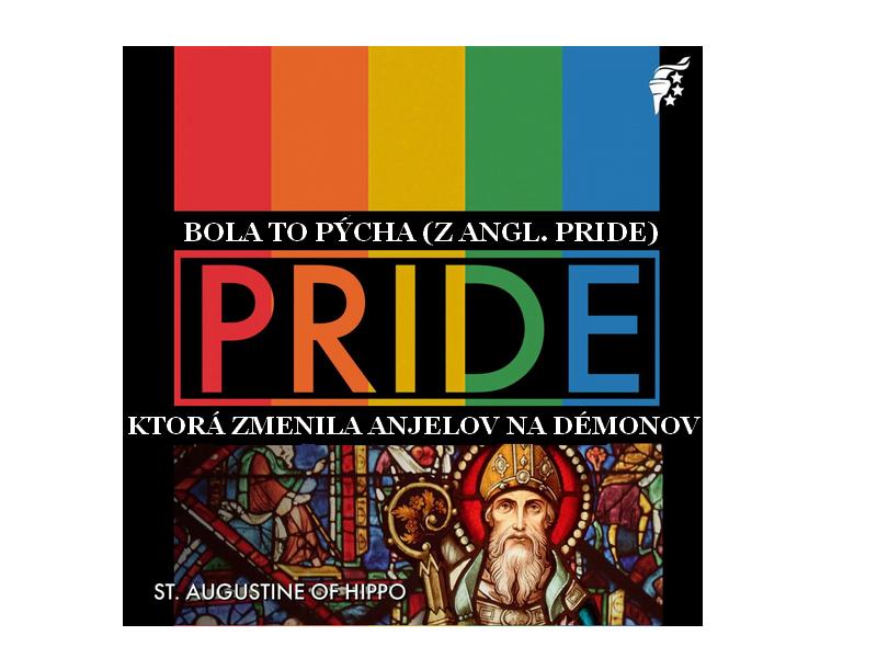 Jún - mesiac úcty Božského srdca? Či tolerancie LGBT komunity? 5