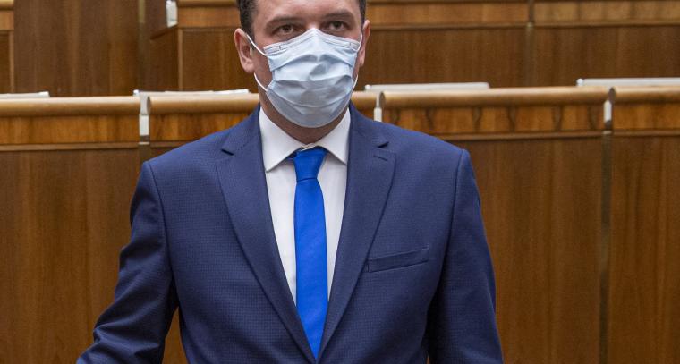 Poslanec Čepček vylúčený z poslaneckého klubu OĽANO: Hlasoval za prolife návrhy 1