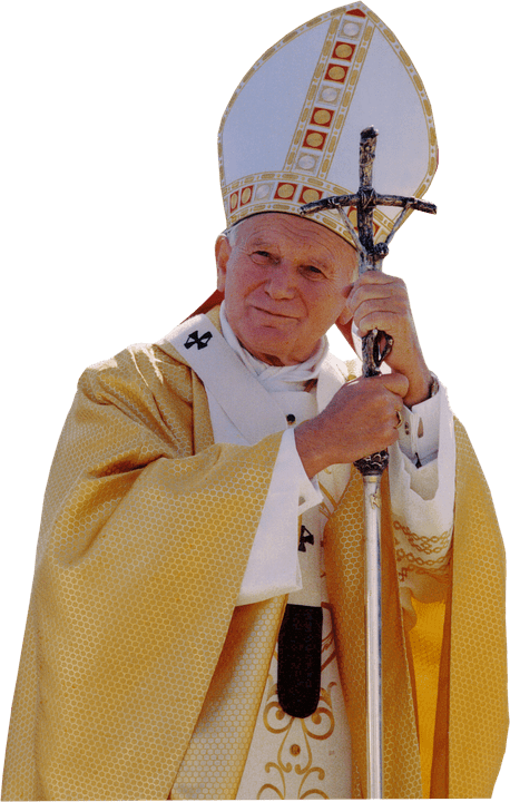 Škapuliar nosil aj Ján Pavol II. 2