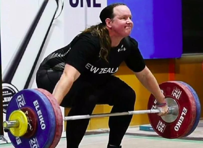 transrodový športovec