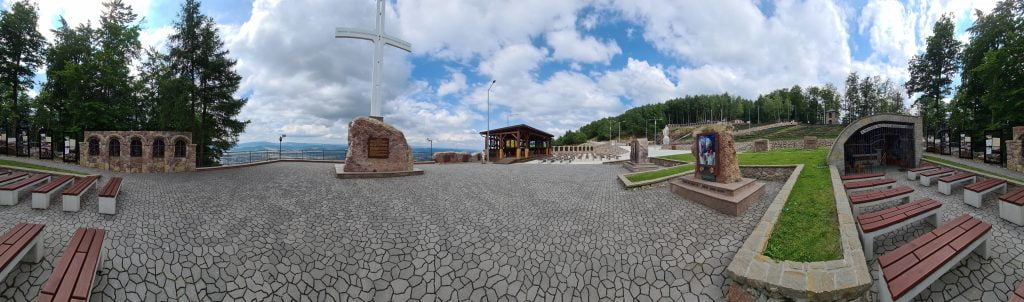 Pútnické miesto Butkov