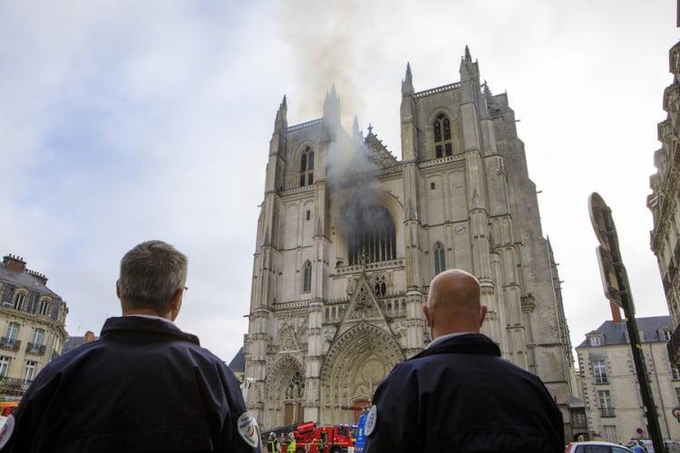 Vo Francúzsku bol zavraždený kňaz O. Olivier Maire 1