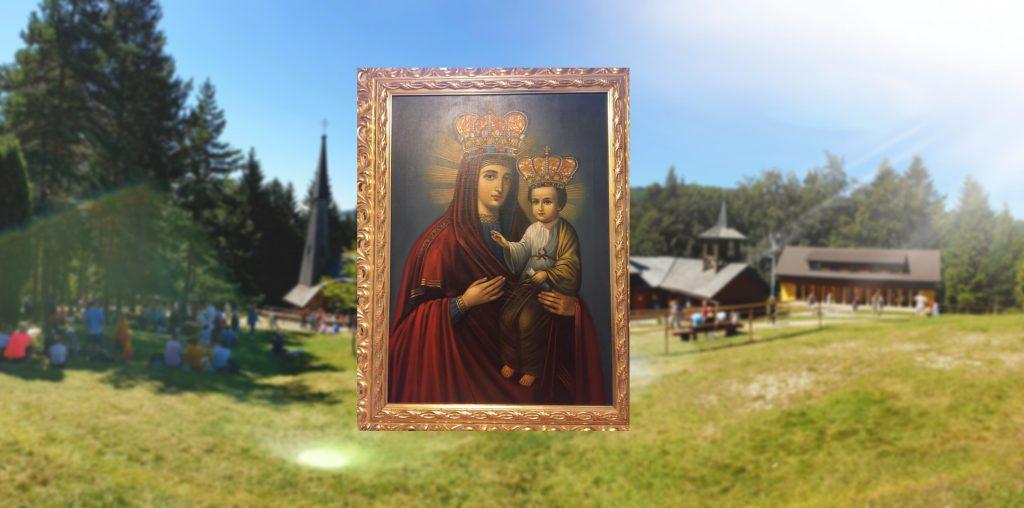 24 hodinový ruženec za Slovensko z pútnického miesta Litmanová- modlitba s Nepoškvrnenou Čistotou 1